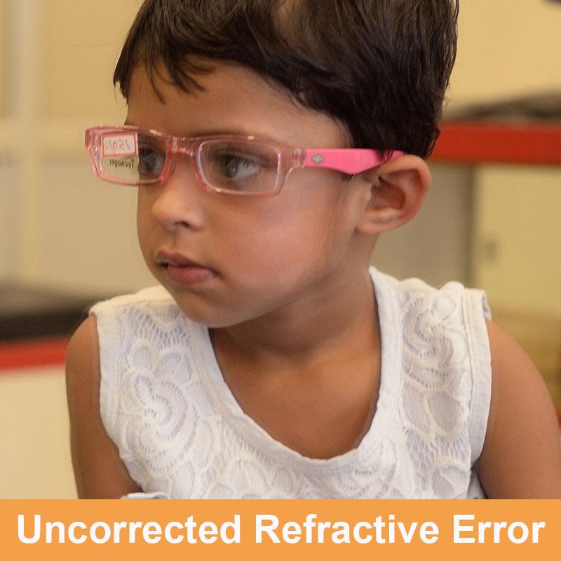 Uncorrected Refractive Error